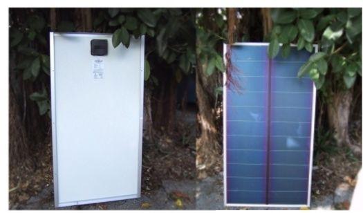 Unisolar Us64 64 Watt 12vdc Solar Panels Bulk Quantity